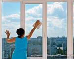 Мойка окон, витрин и фасадов зданий и цехов - цена 40 руб./кв.м.